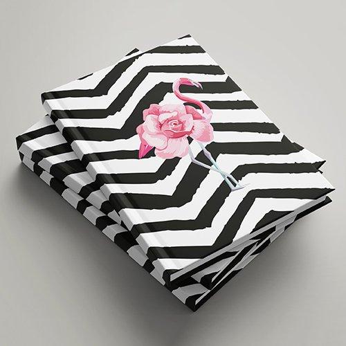 Rokovniki MeMe - Fashion Flamingo
