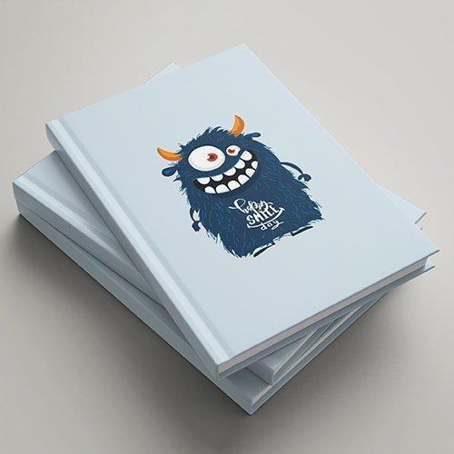 Rokovniki MeMe - Little monster