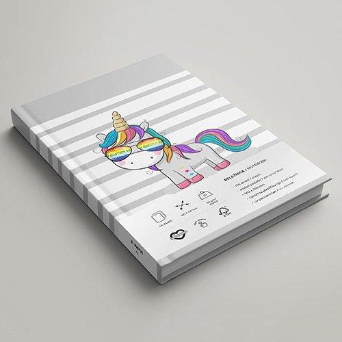 Rokovniki MeMe - Unicorn